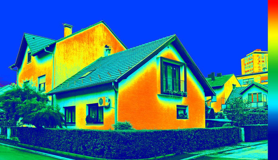 Energieeffizienzarbeiten